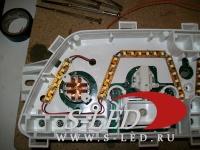 Светодиодная подсветка приборной панели ВАЗ-2110-12